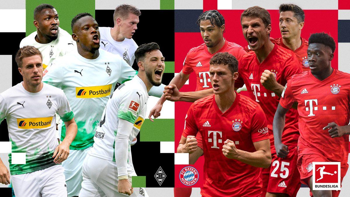 Gladbach vs. Bayern: How do they compare?