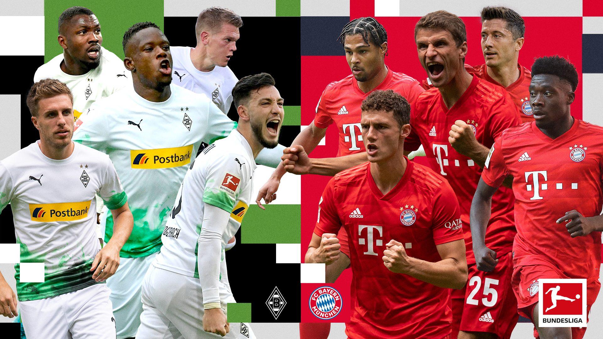 Bundesliga Die Schlusselduelle Bei Gladbach Gegen Bayern