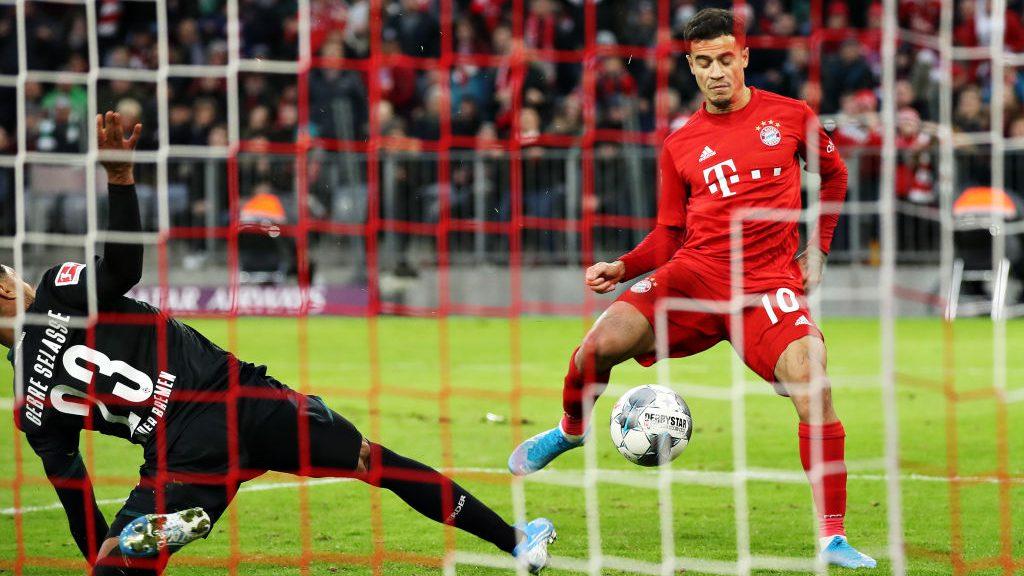 Coutinho überragt – Bayern schlägt Bremen mit 6:1!