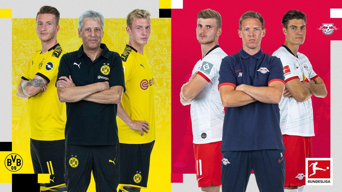 Bundesliga Borussia Dortmund Vs Rb Leipzig How Do They Compare