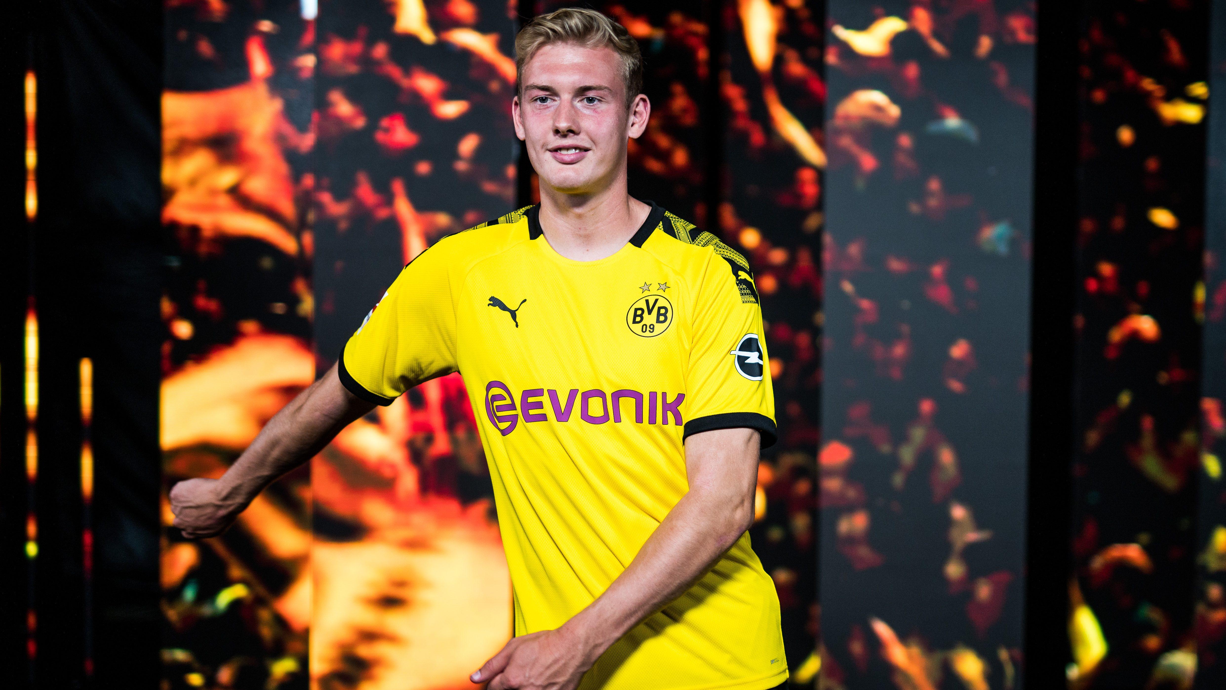 Julian Brandt läuft im neuen BVB-System heiß
