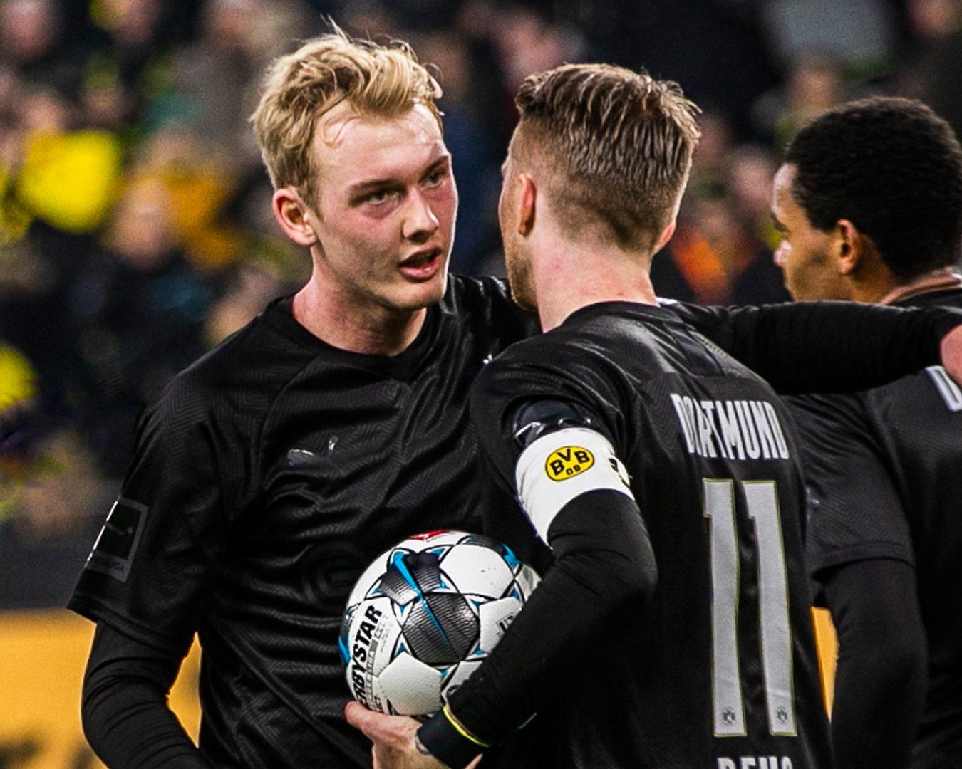 """Brandt: """"Reus can be my new Havertz"""""""