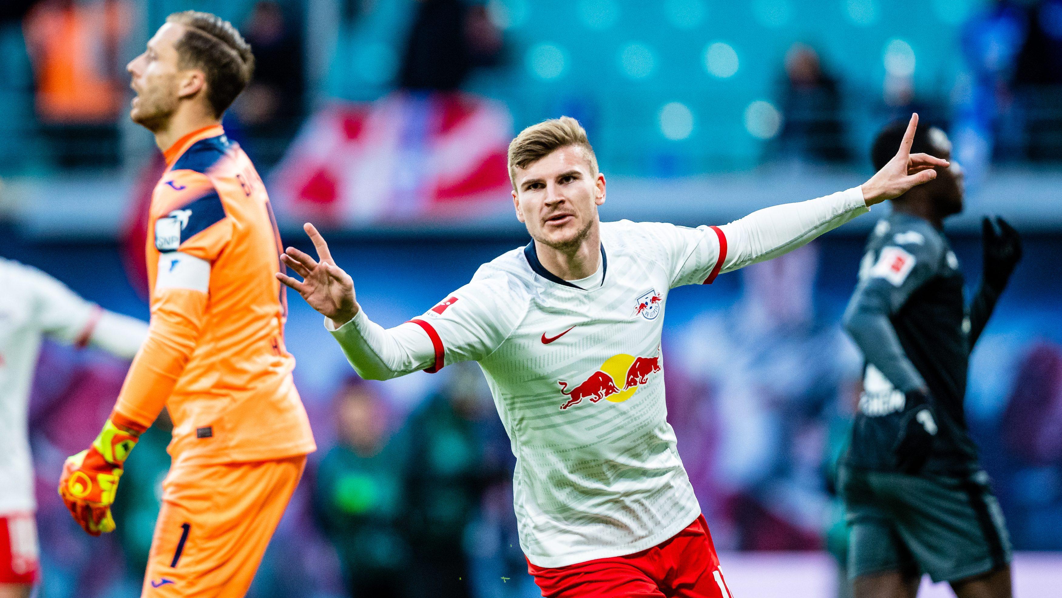 Werner-Gala nährt die Leipziger Meister-Träume