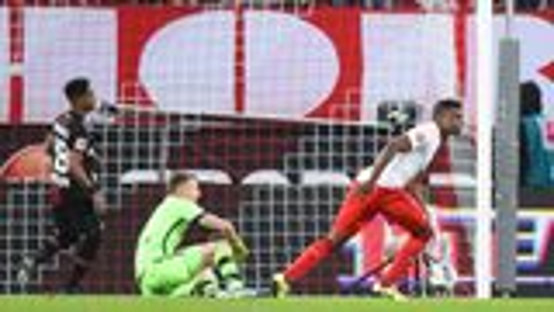 2:0-Sieg gegen Leverkusen: Köln landet Befreiungsschlag