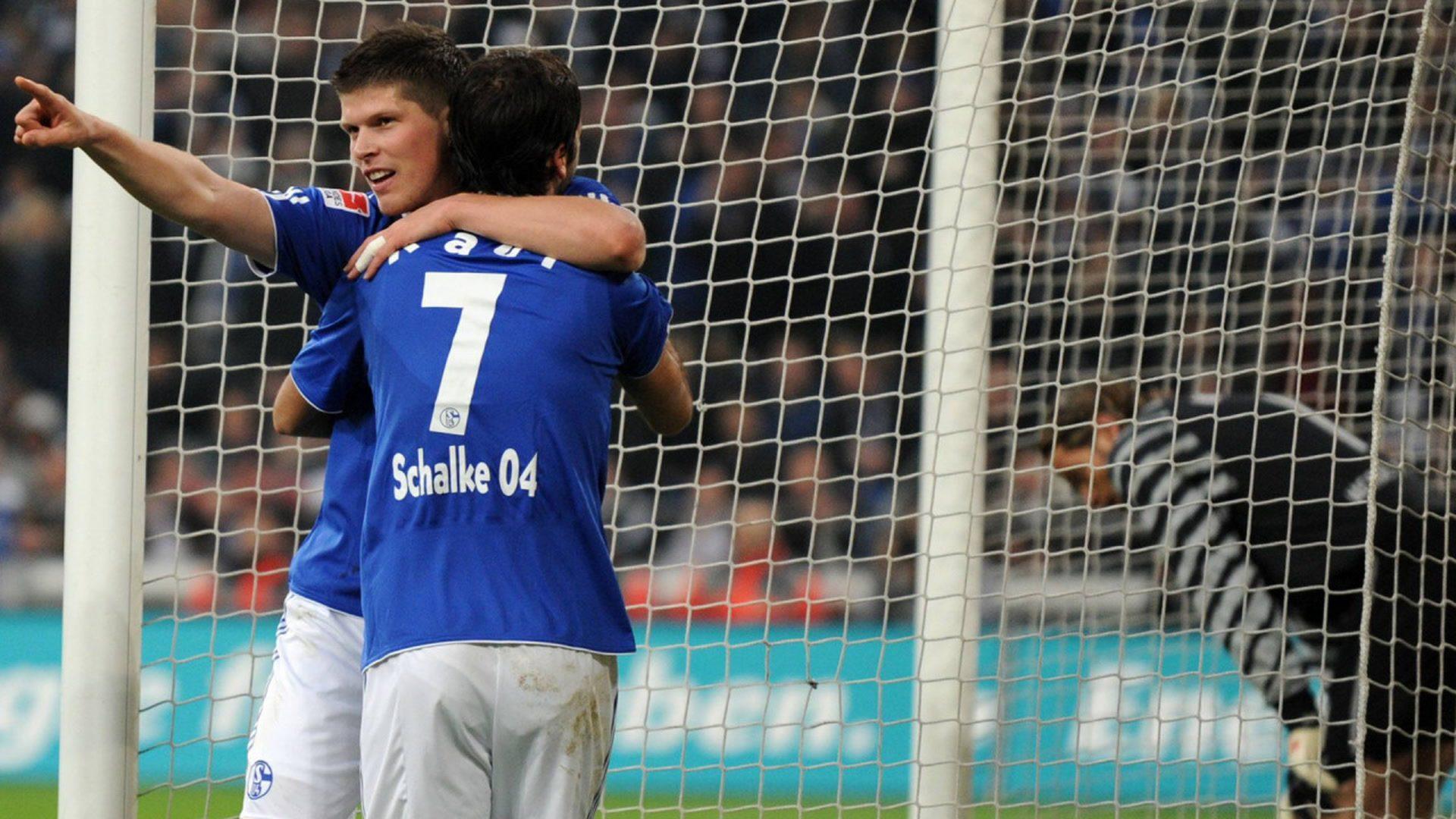 Watch: Huntelaar's Top 5 Schalke goals