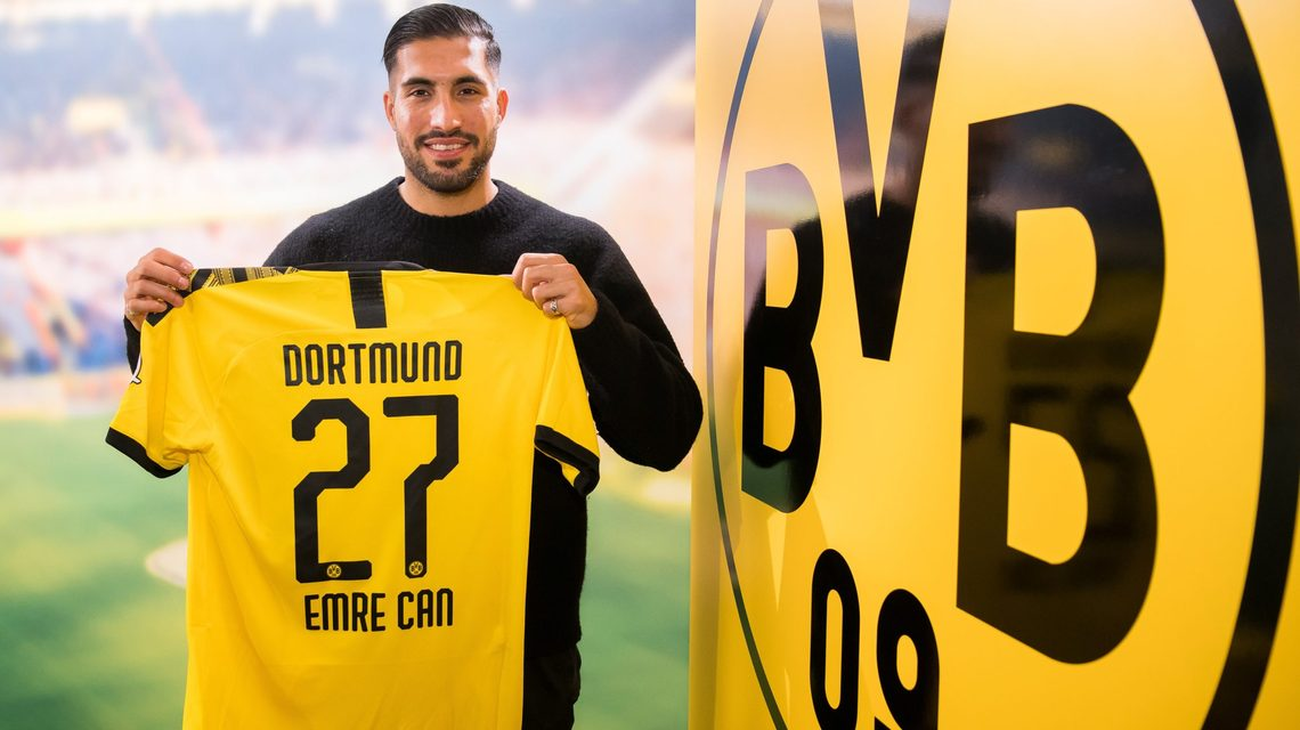 Emre Mor Borussia Dortmund