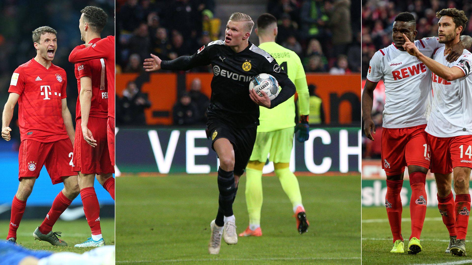 18. Spieltag: Darüber spricht die Bundesliga