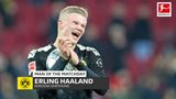 Erling Haaland: MD18's Man of the Matchday