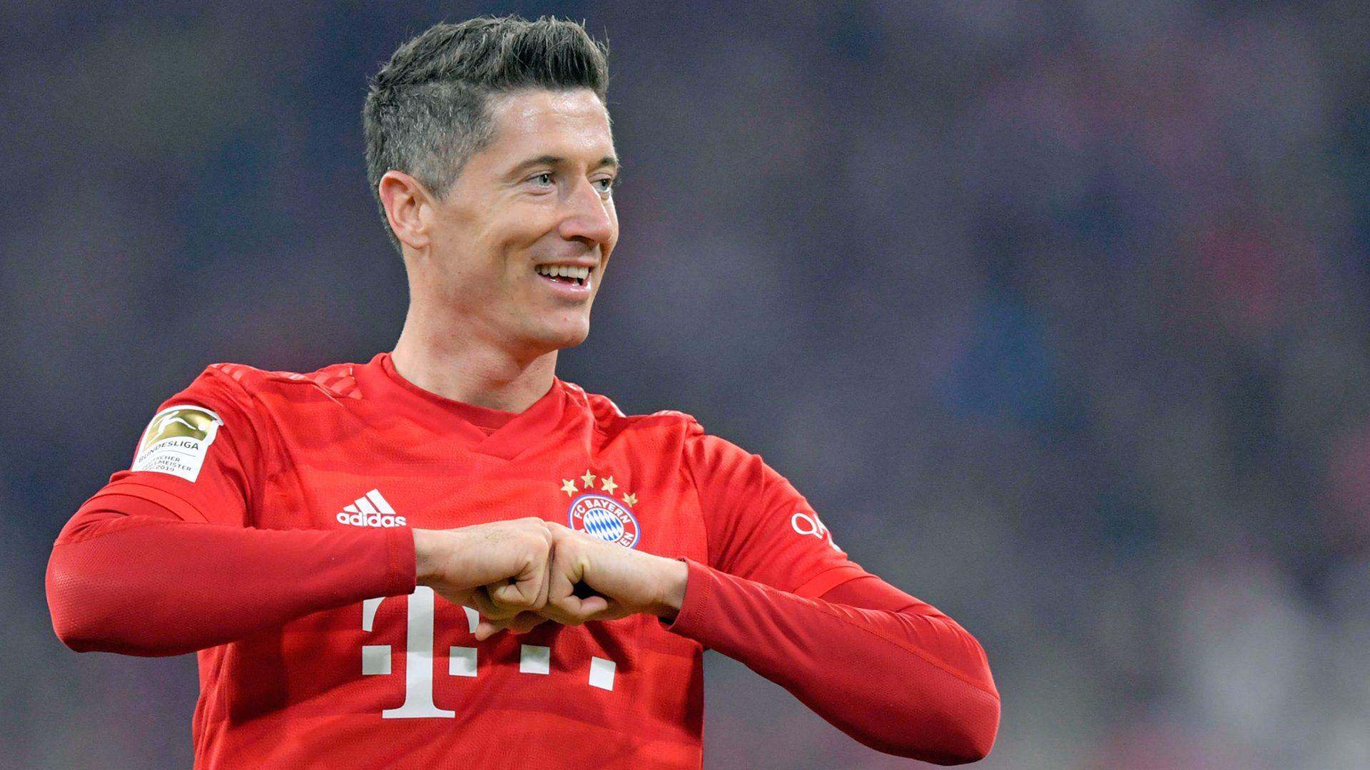 Bundesliga | Robert Lewandowski ties Bayern Munich legend Gerd Müller with 21st Bundesliga goal of the season