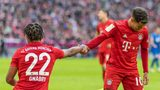 Coutinho: the reason Bayern needn't worry about Gnabry's injury