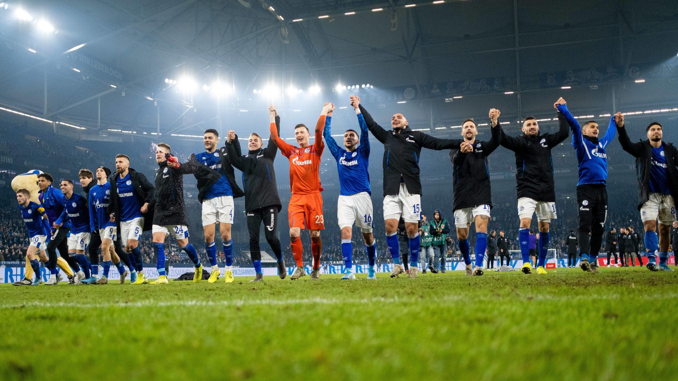 Schalke schlägt Gladbach: Gregoritsch wird zum Matchwinner