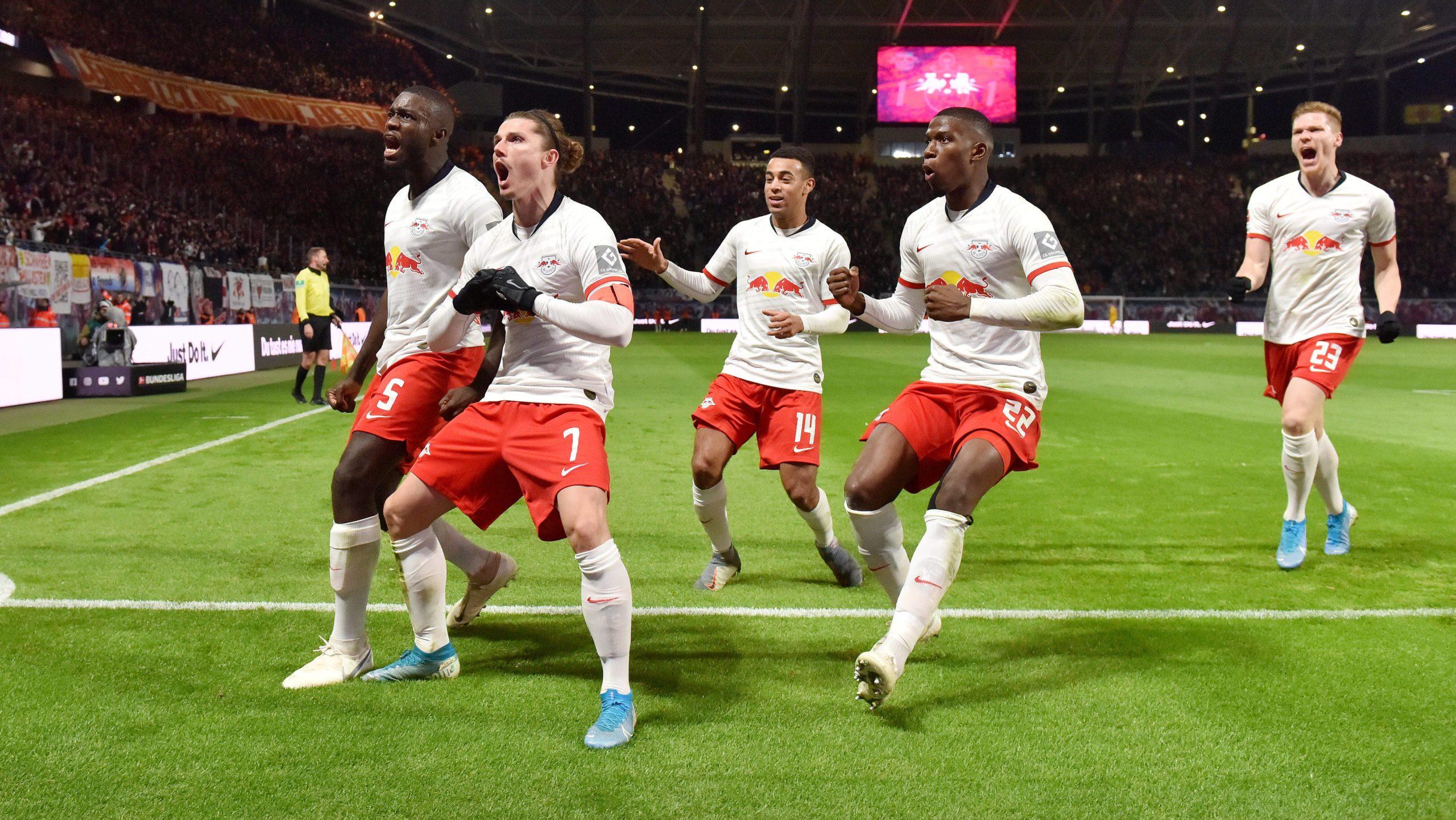 3:1 - RB Leipzig dreht die Partie gegen Union Berlin