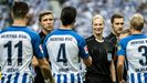 Who are the Bundesliga's referees?