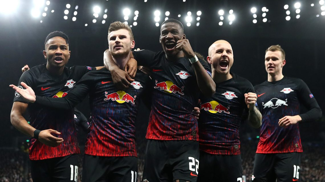 Bundesliga Timo Werner Penalty Gives Rb Leipzig First Leg Advantage Over Tottenham Hotspur In Uefa Champions League Last 16