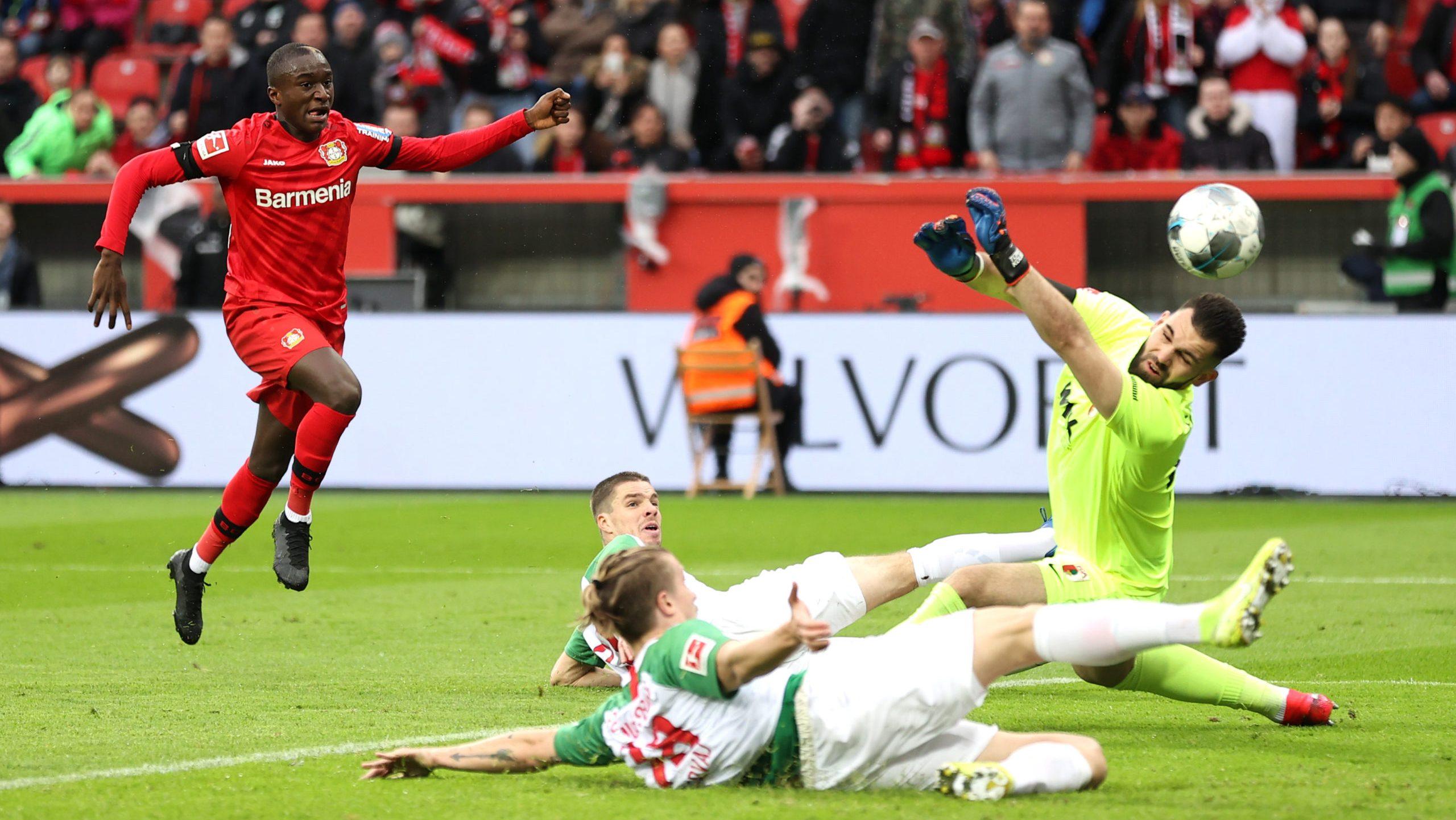 Bundesliga Leverkusen