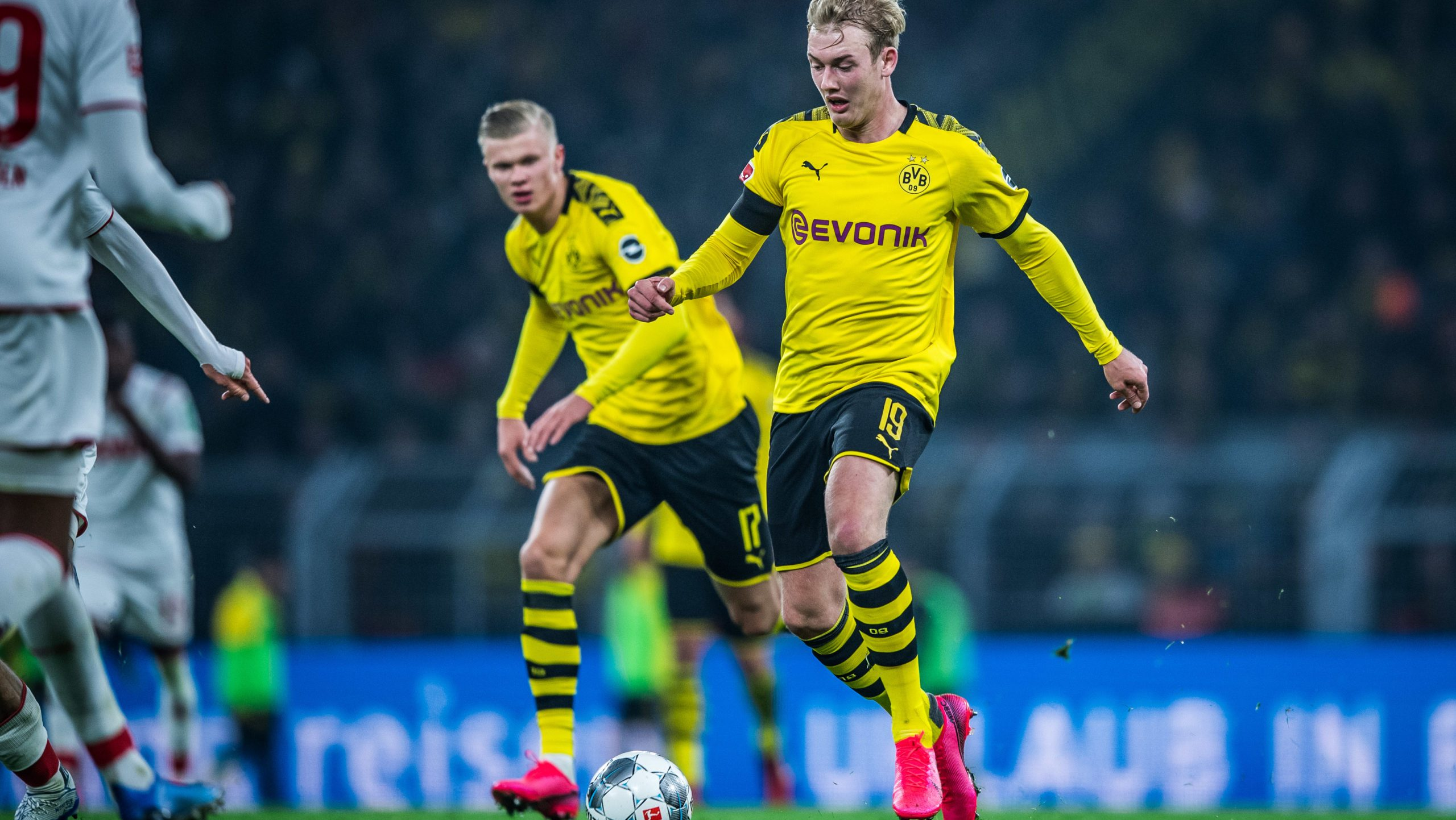 Bundesliga Julian Brandt Ist Borussia Dortmunds Spielmacher