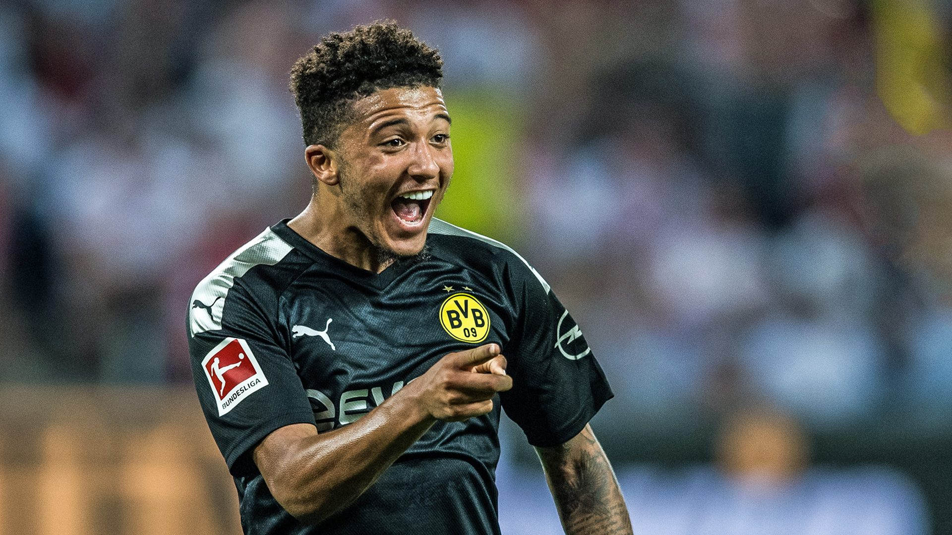 Bundesliga Jadon Sancho Is The Borussia Dortmund Teenager One Of The Best Players In The World