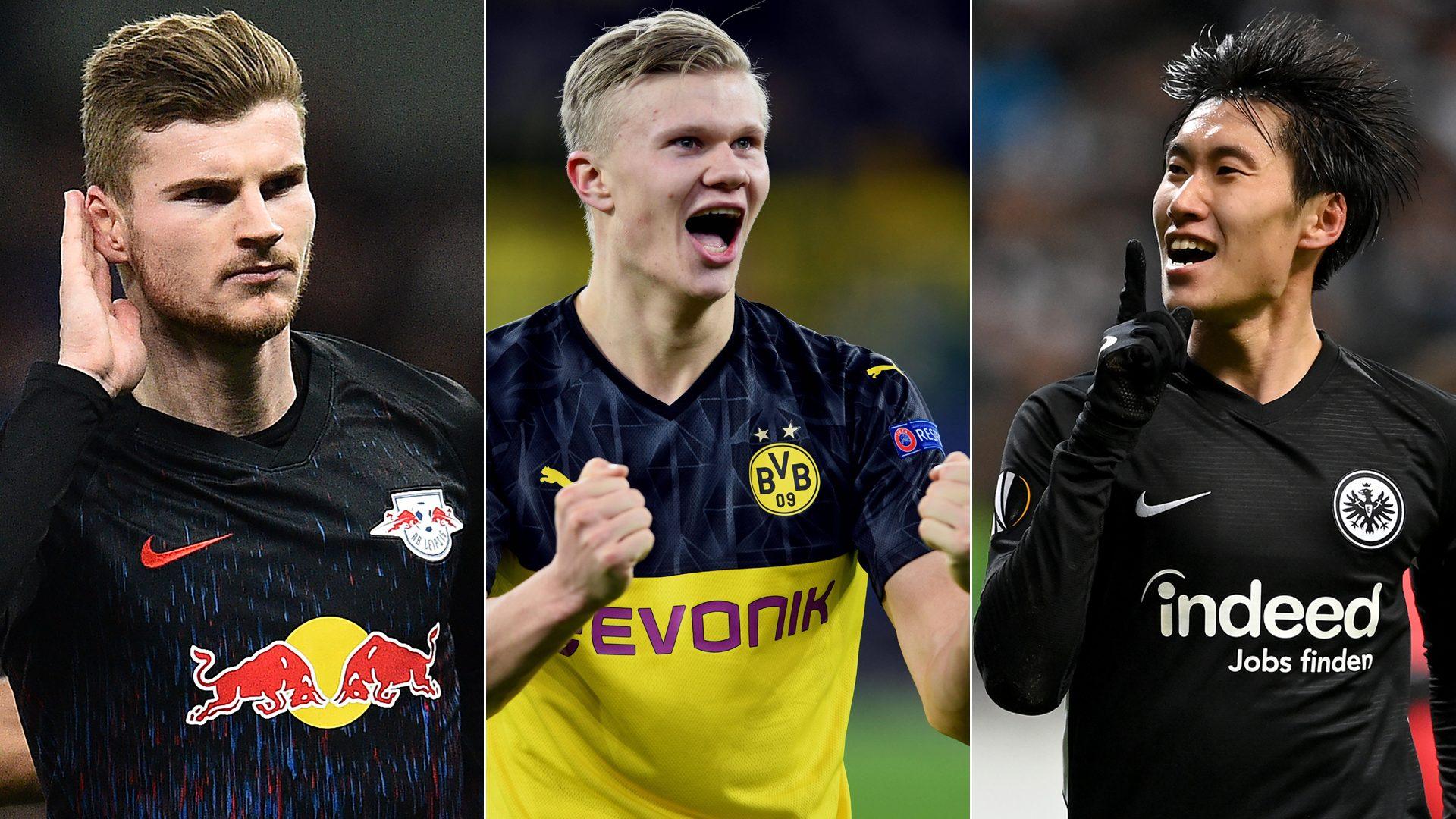 Die Bundesliga überzeugt in Europa