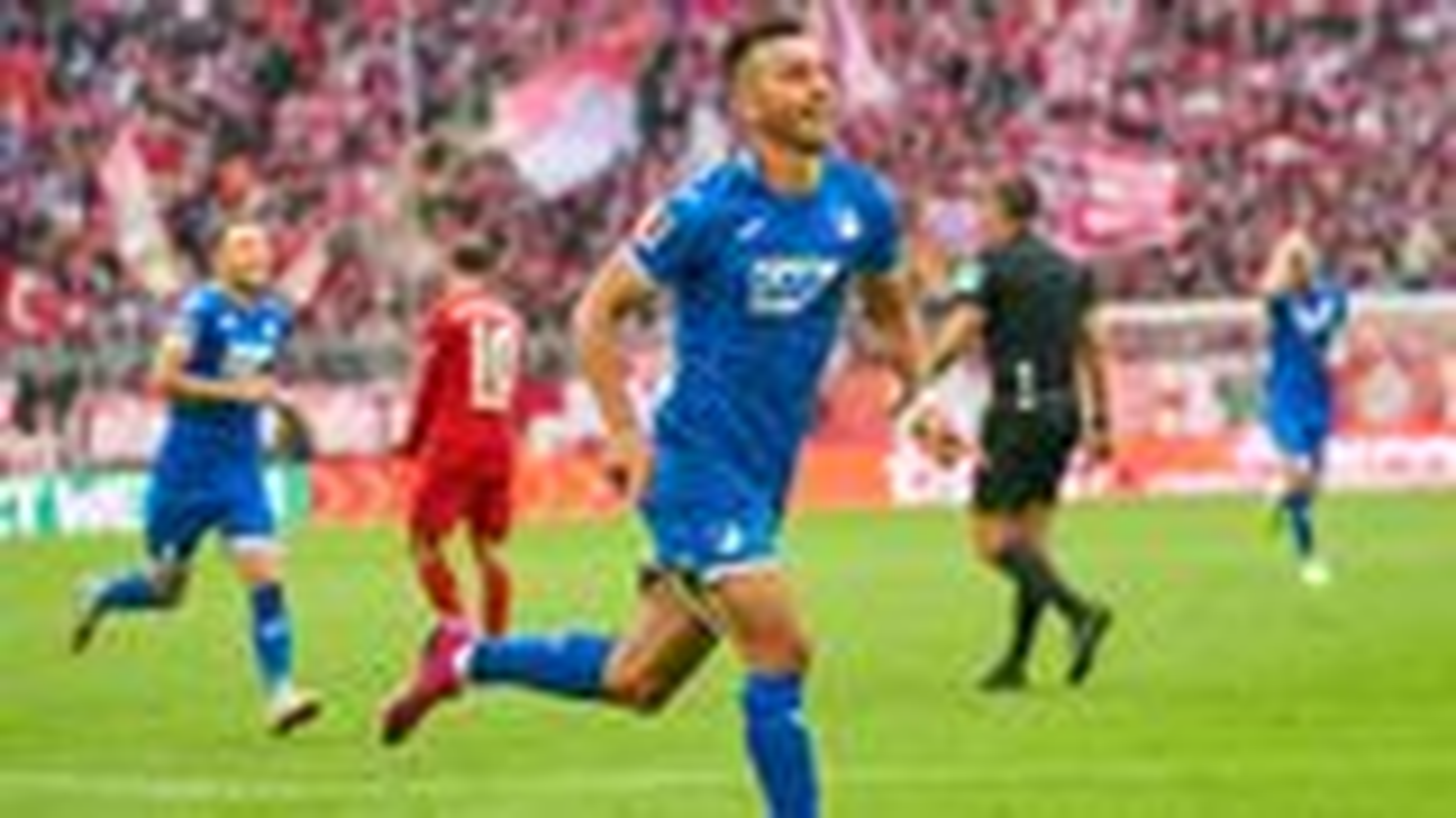 Die TSG kann für die Bayern zum Stolperstein werden