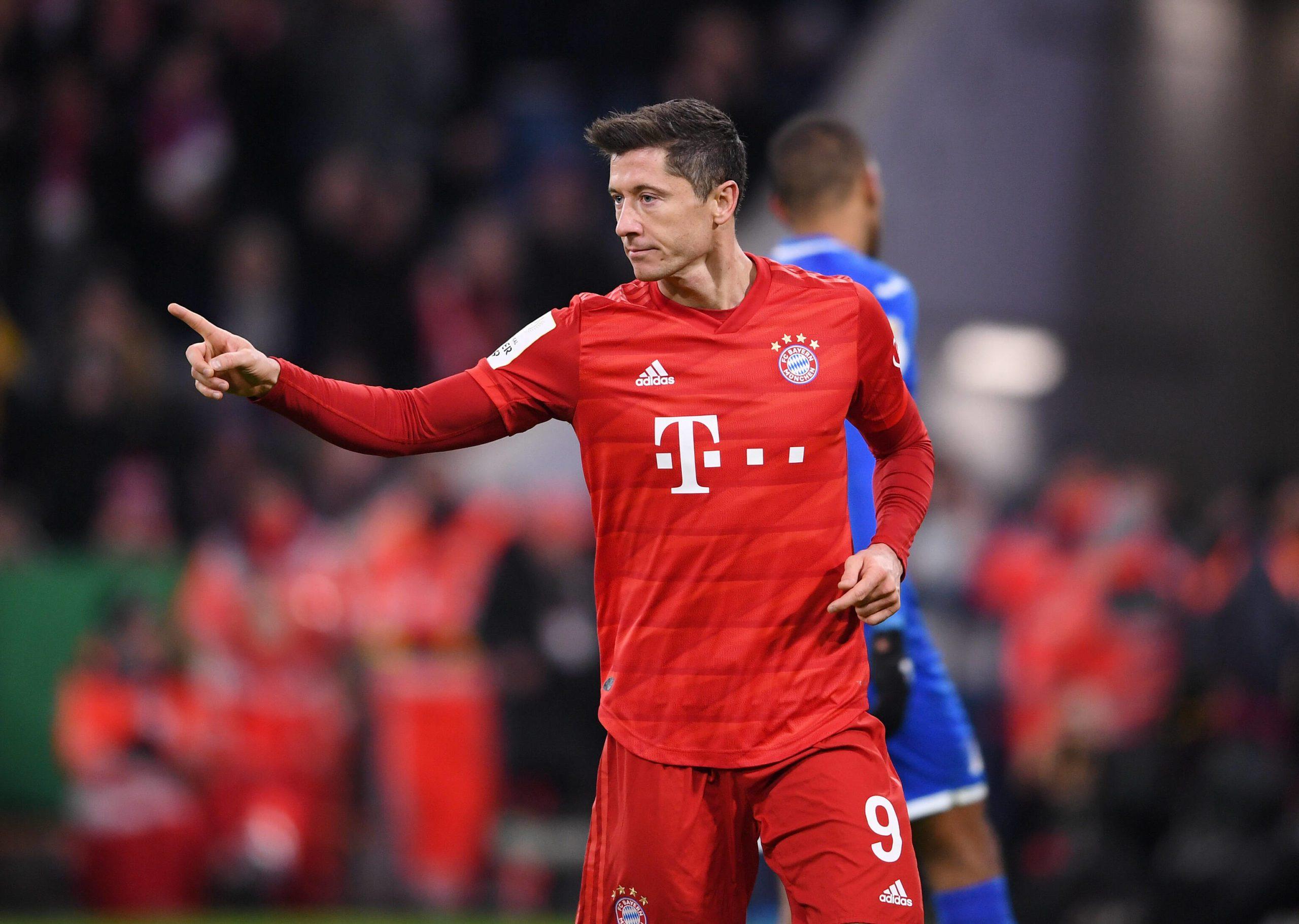 Bayern Munich vs Hoffenheim Highlights, 06/02/2020