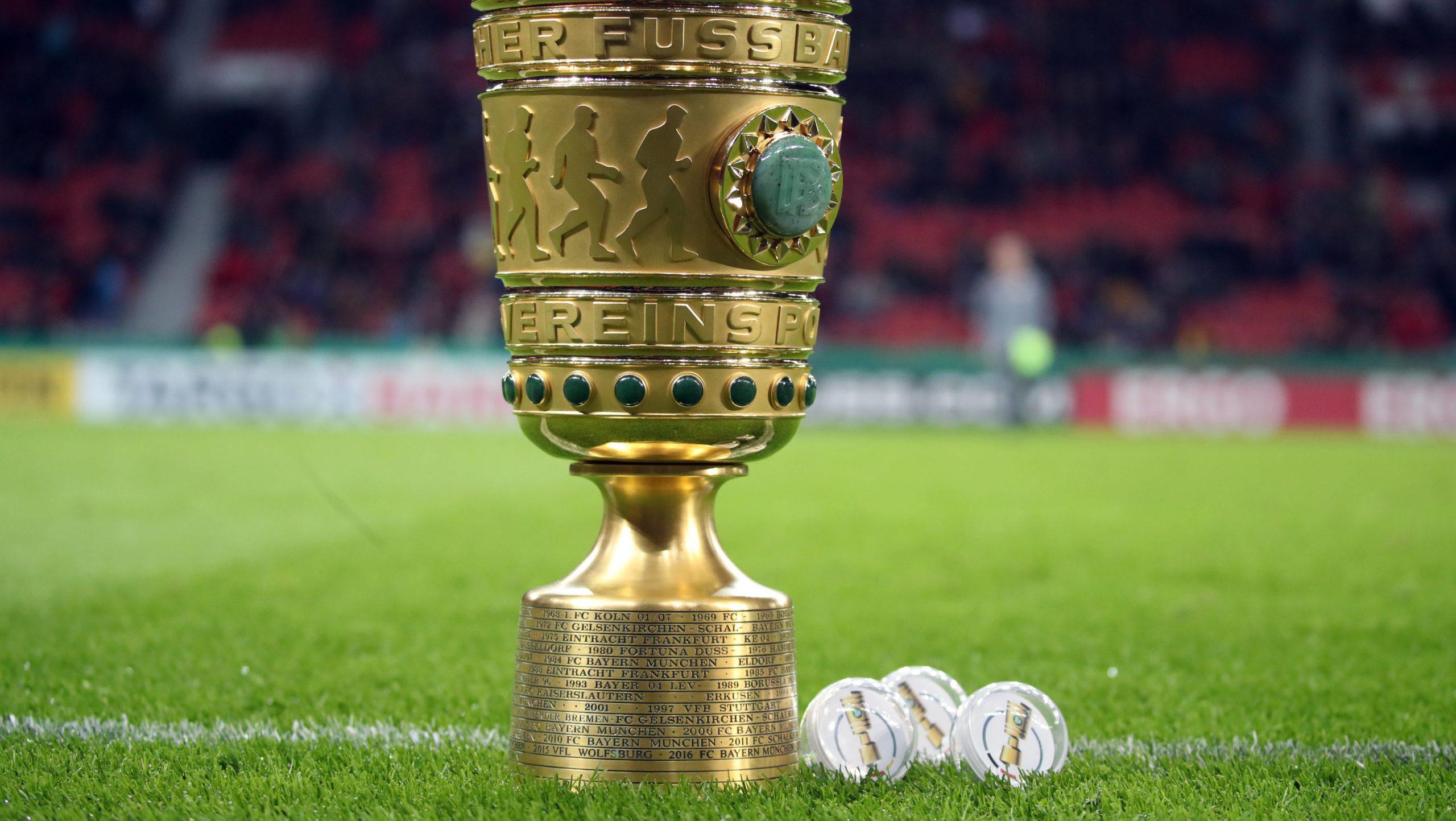Dfb Pokal Halbfinale FernsehГјbertragung