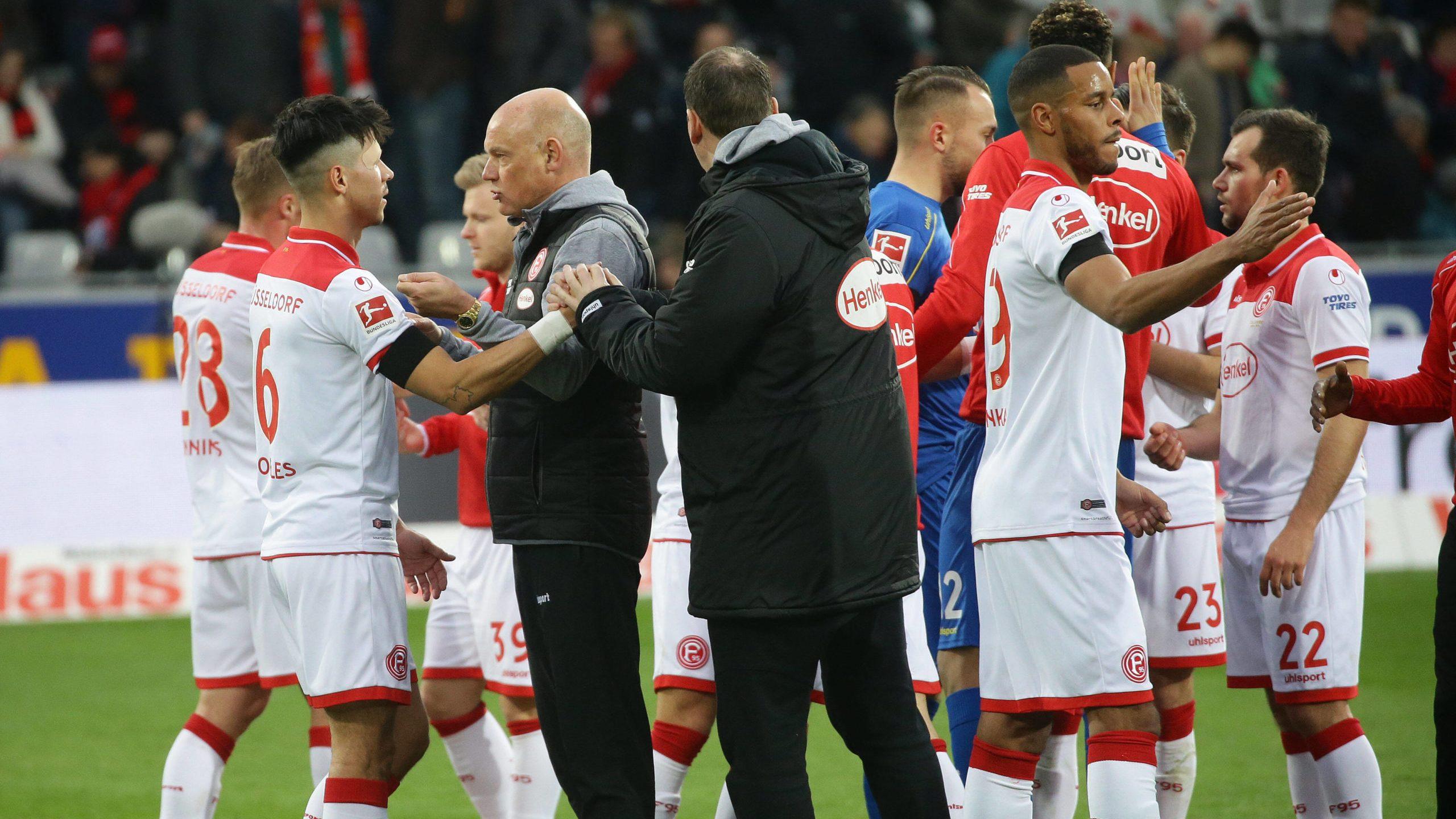 Rösler feiert ersten Sieg mit Fortuna Düsseldorf