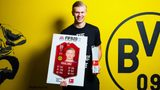 Erling Haaland named Player of the Month