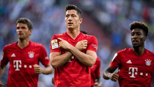 Bayern München Champions League 2021