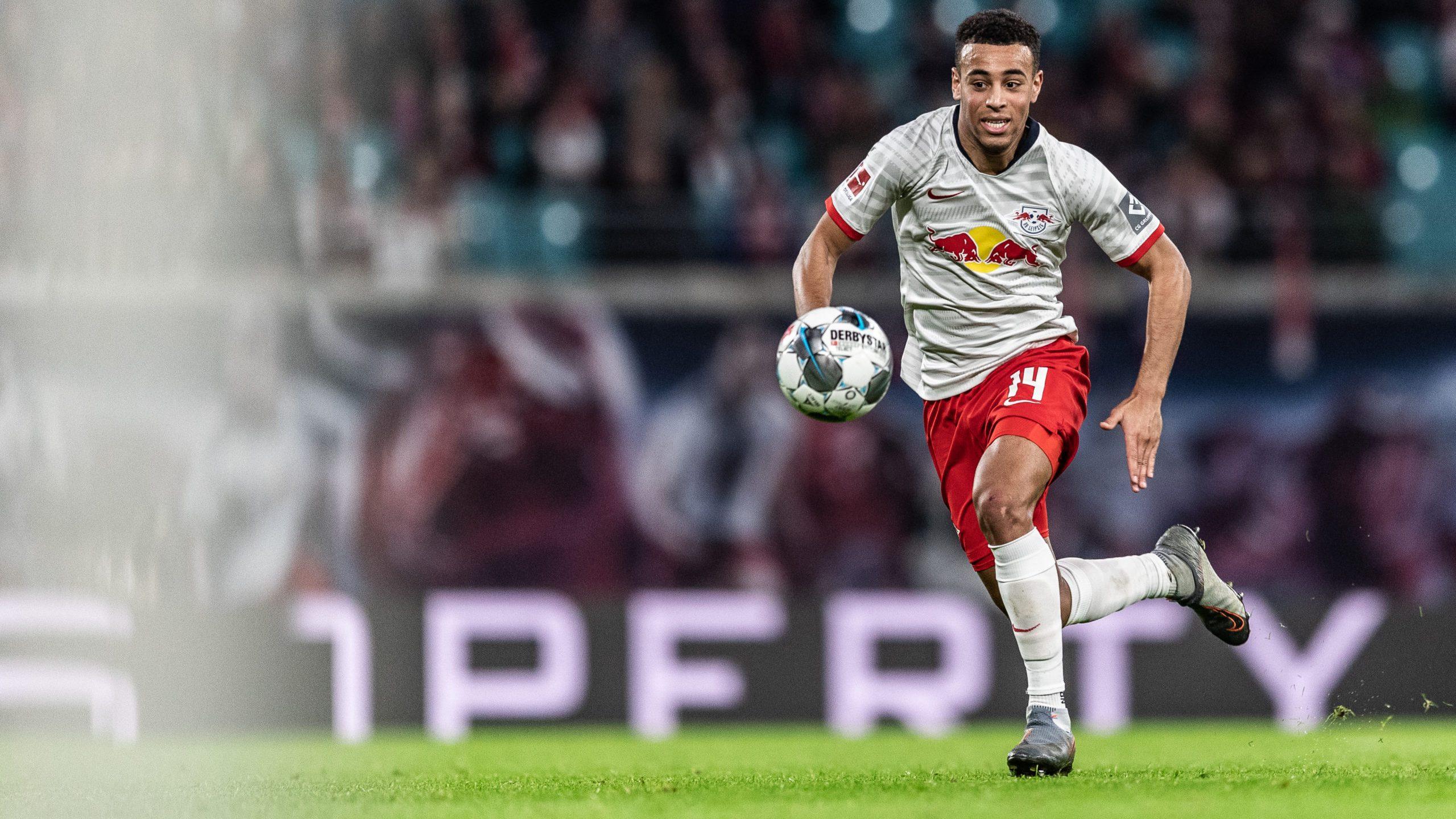 Bundesliga Tyler Adams Why The Usmnt Midfielder Deserves New Rb Leipzig Deal