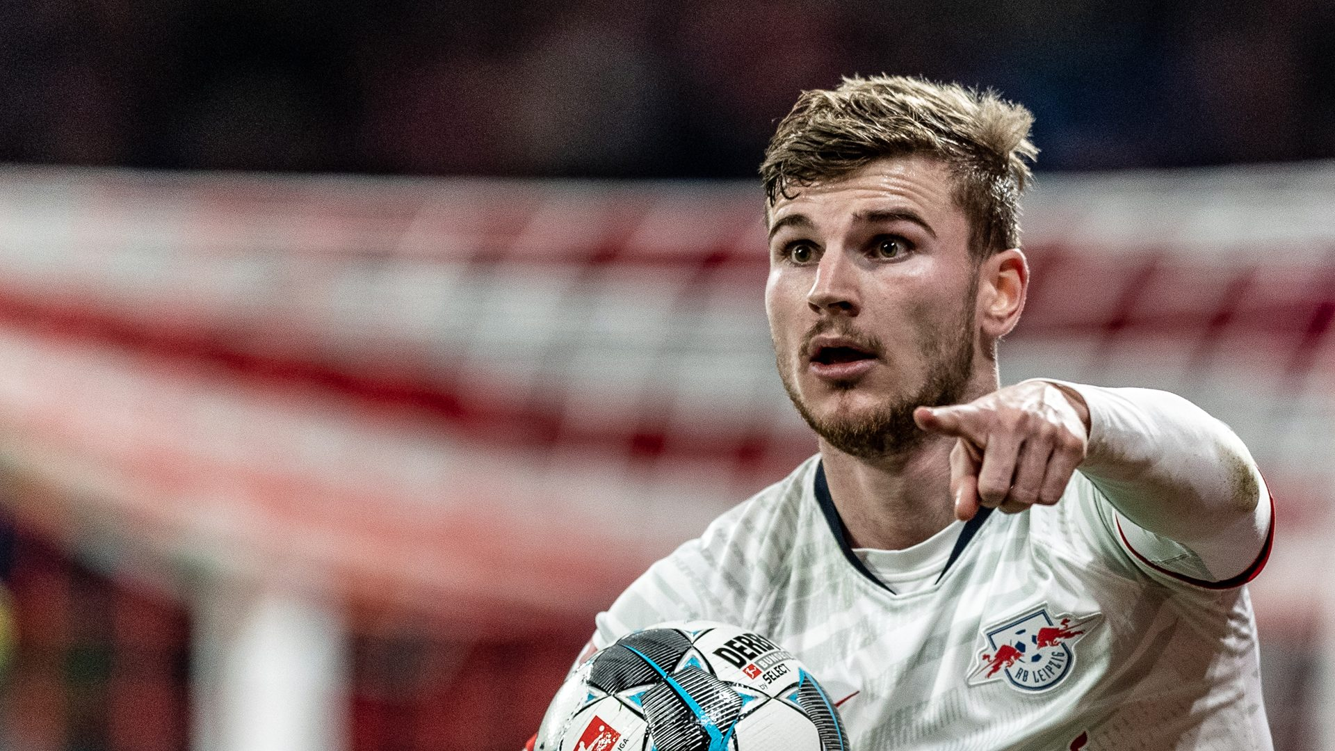 Bundesliga What Is Timo Werner S Best Position For Rb Leipzig