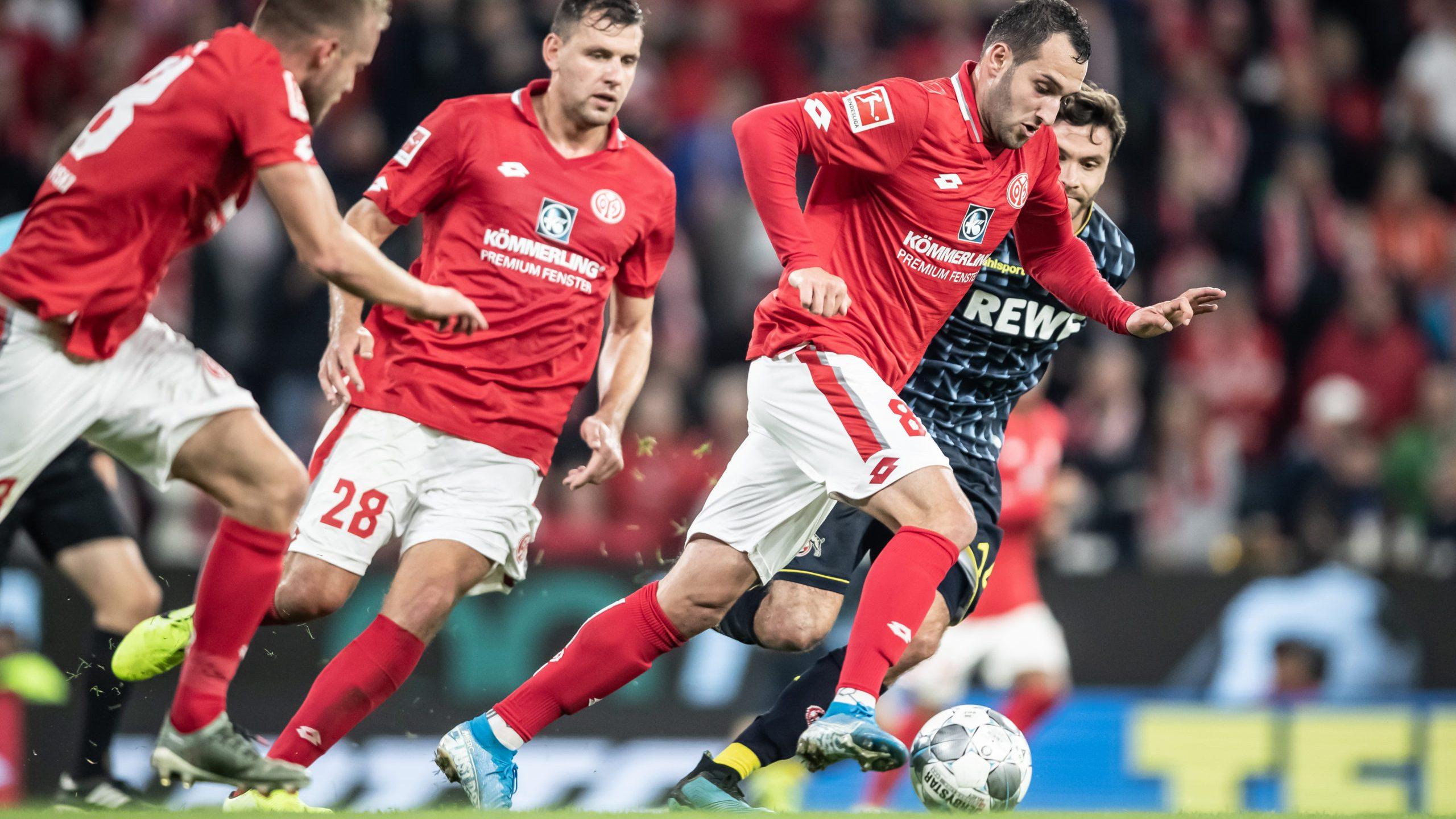 Fsv Mainz Spielplan
