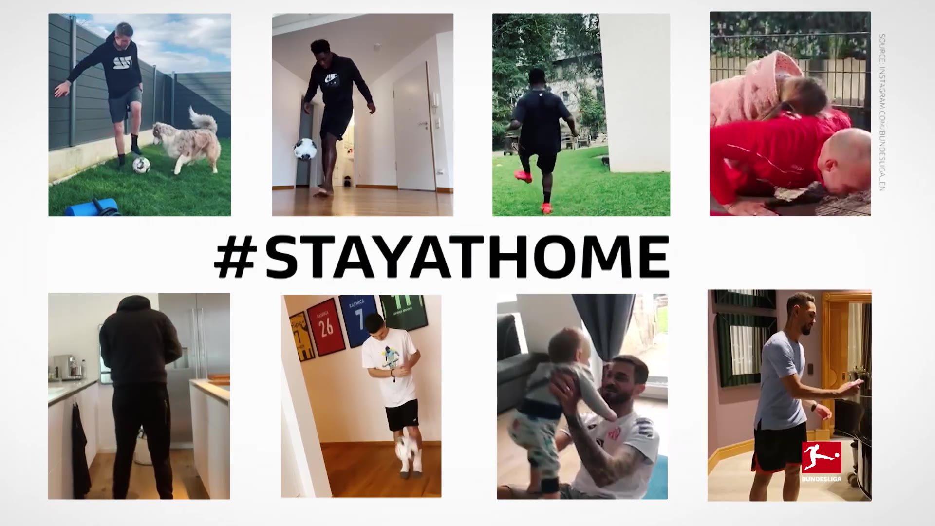 #stayathome: Jeder für sich, aber alle gemeinsam