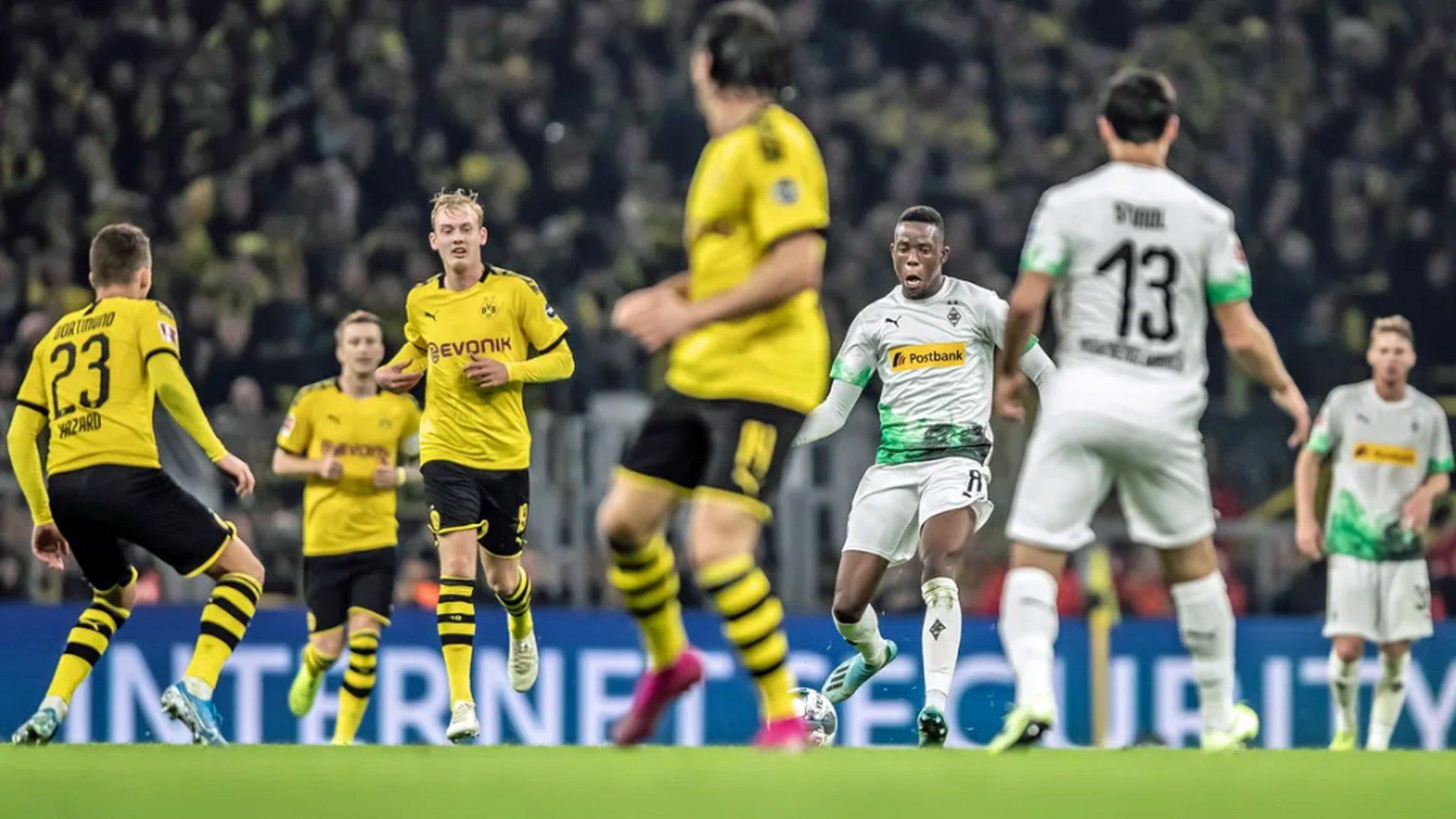 Dortmund vs Monchengladbach sẽ đối đầu với nhau như thế nào?