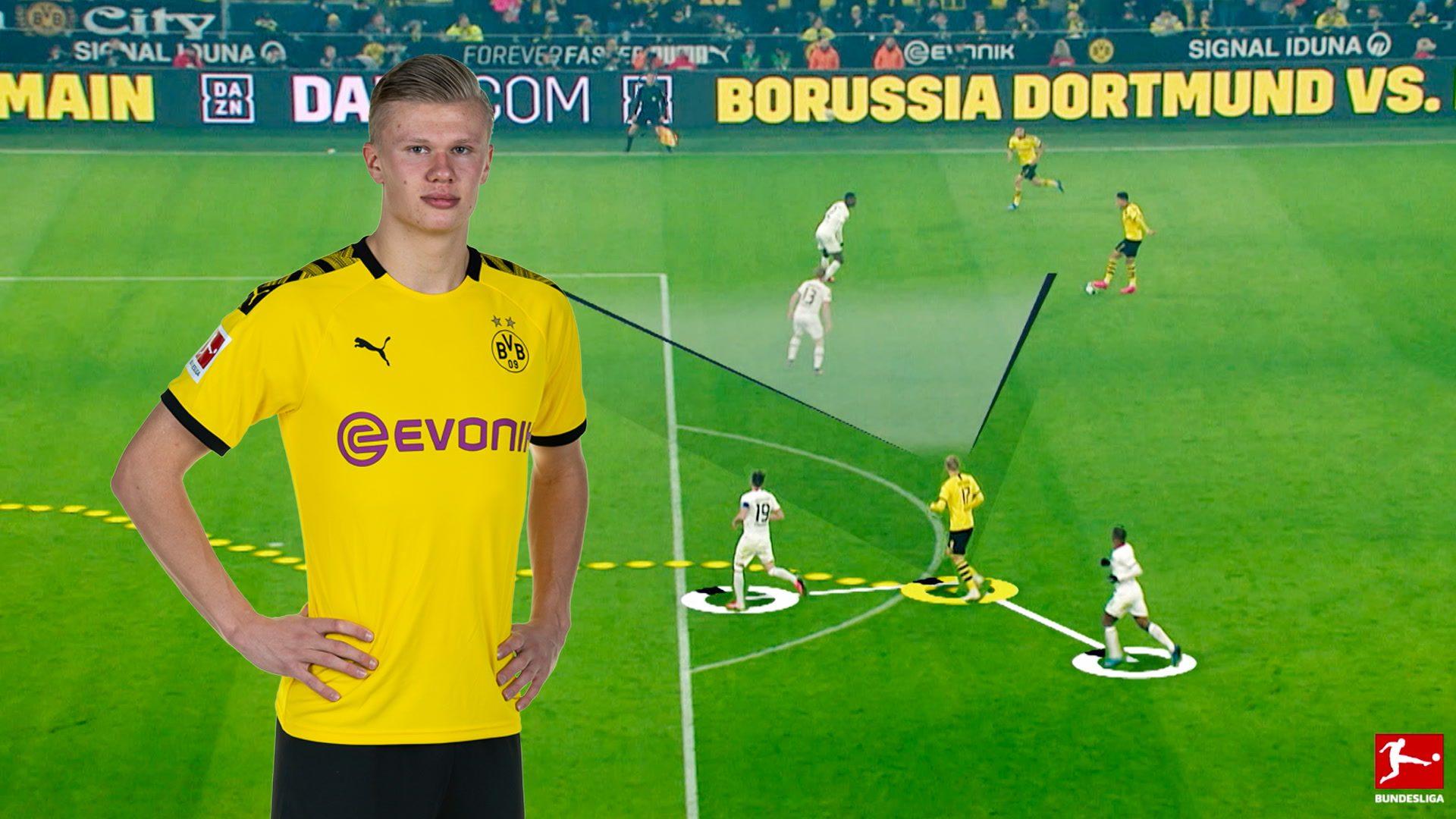 Analyse: Das macht BVB-Star Erling Haaland so stark