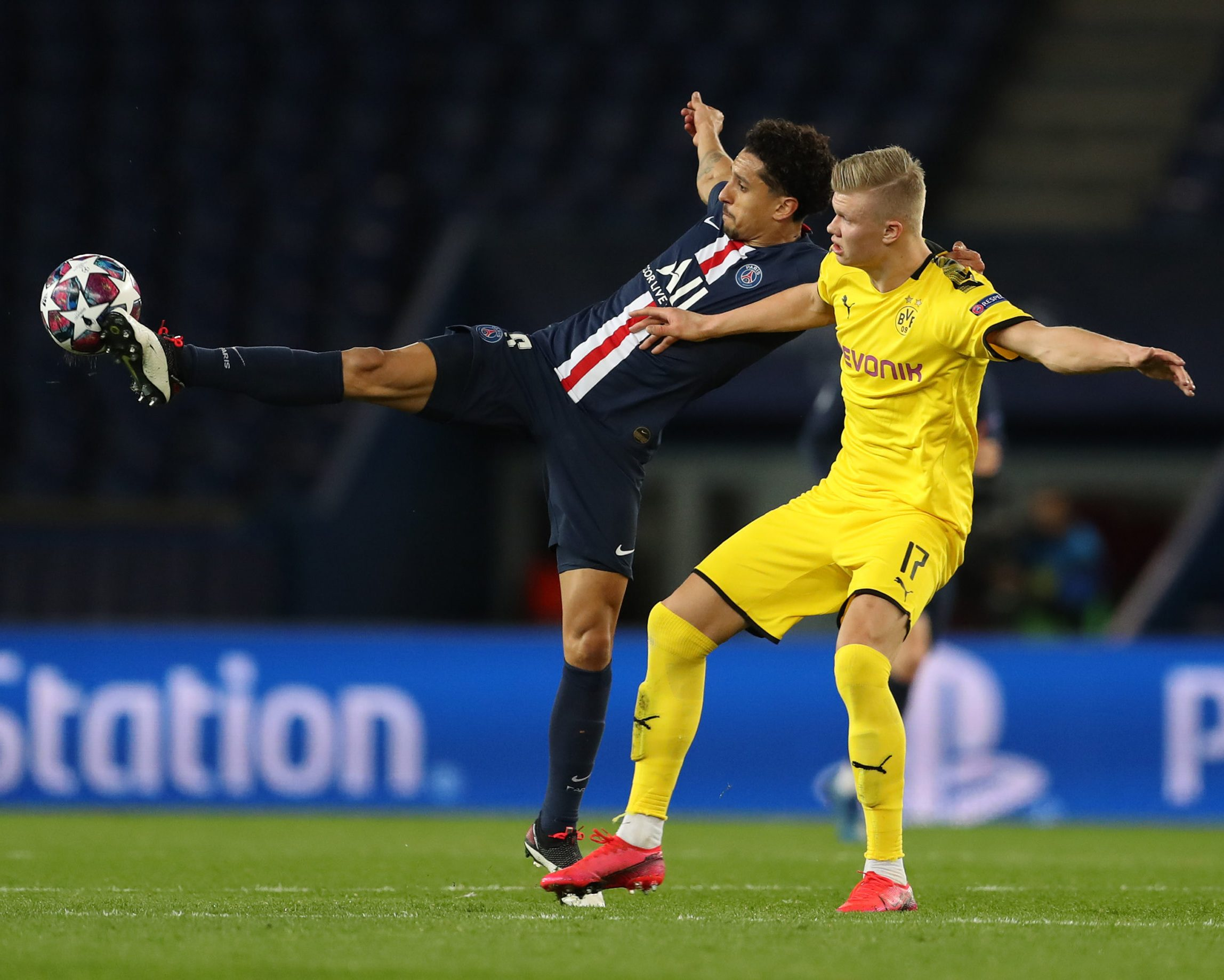 Bundesliga Paris Saint Germain Vs Borussia Dortmund Uefa Champions League Probable Line Ups Match Stats And Live Blog