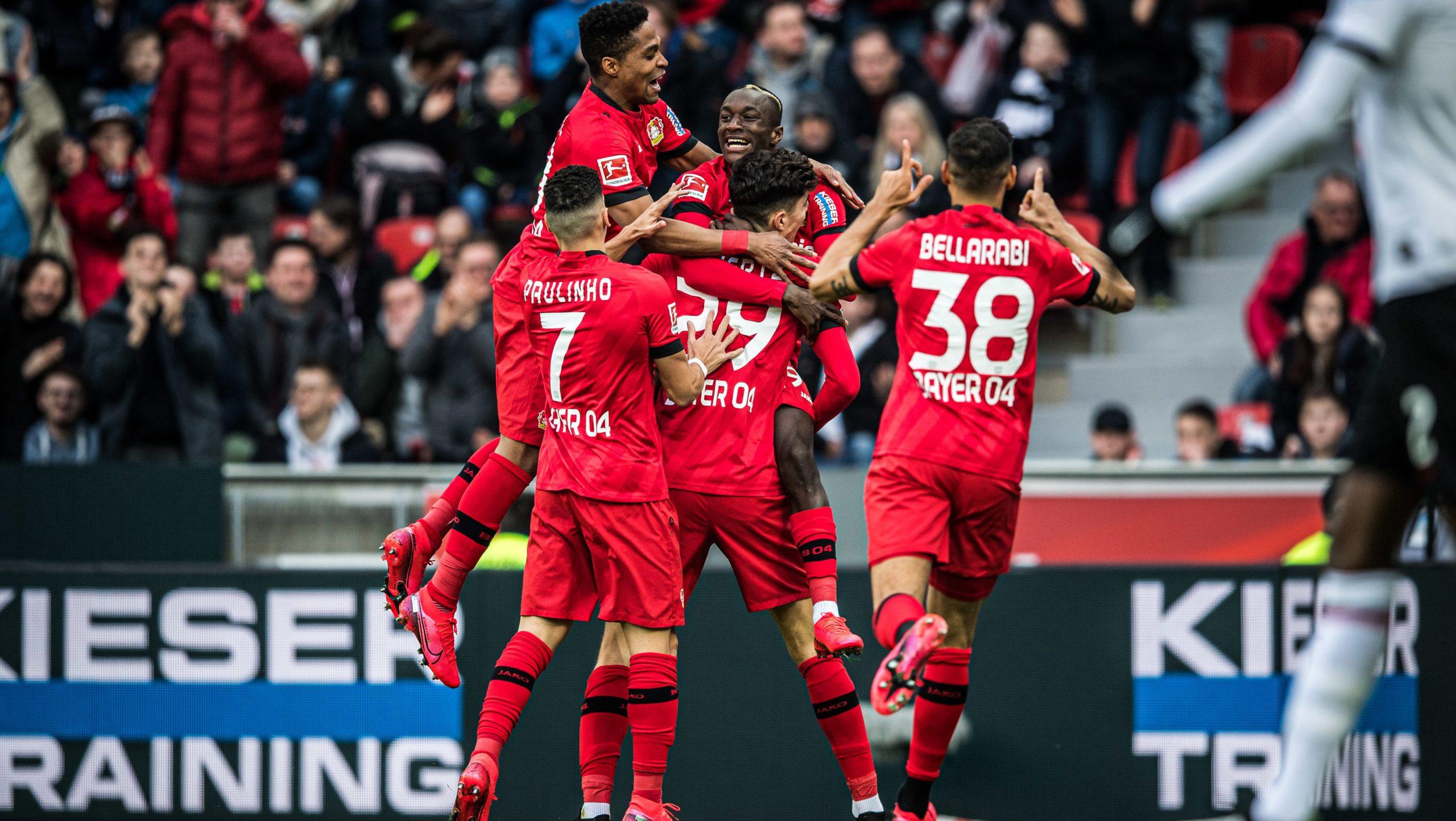 Bayer 04 Tippspiel