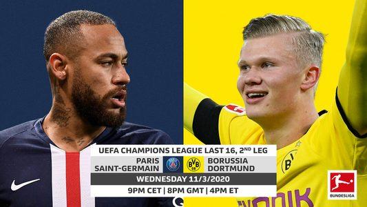 Champions League Dortmund Paris Гјbertragung