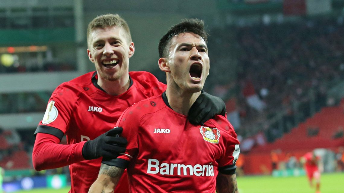 Bundesliga | Bayer Leverkusen through to DFB Cup semi-finals after ...