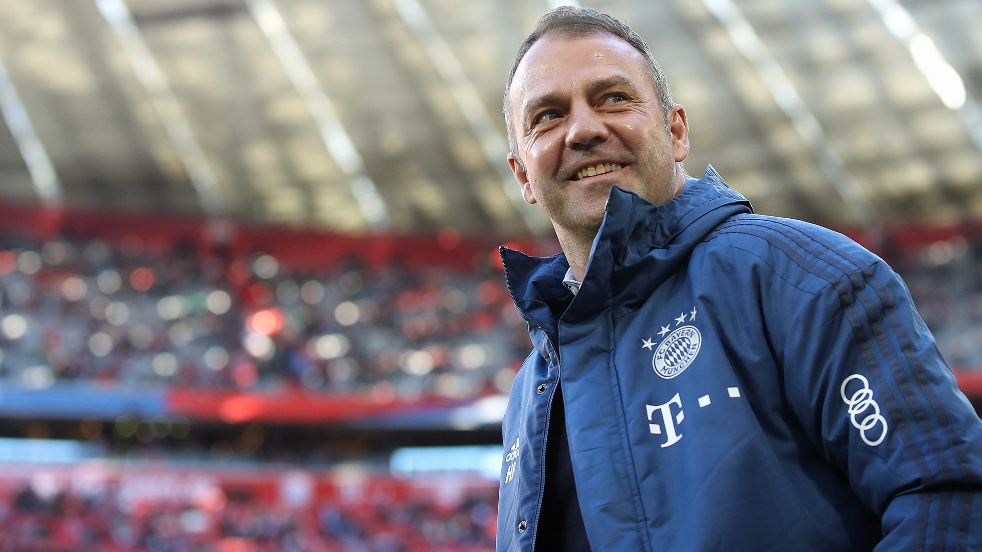 Bayern boss Hansi Flick