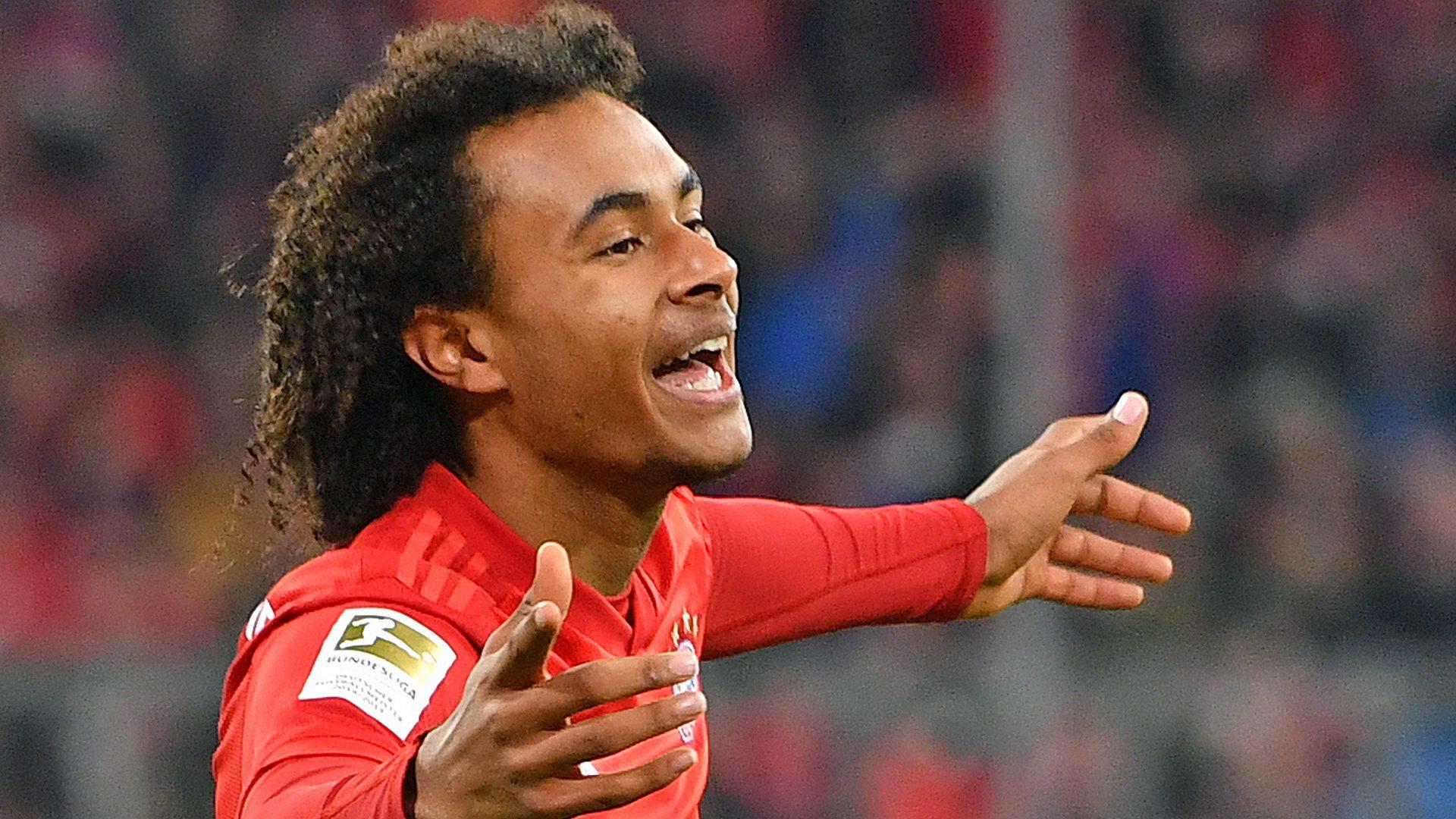 Bundesliga Joshua Zirkzee 5 Things On Bayern Munich S Teenaged Striker