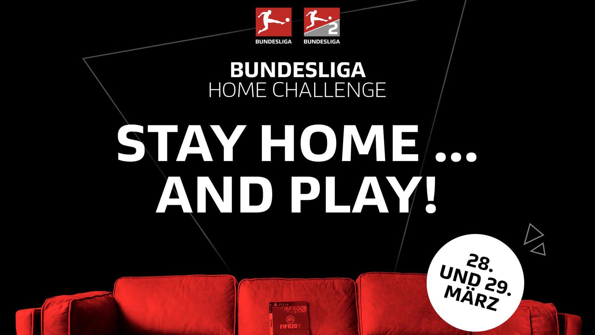"""Alle Infos zur """"Bundesliga Home Challenge"""""""
