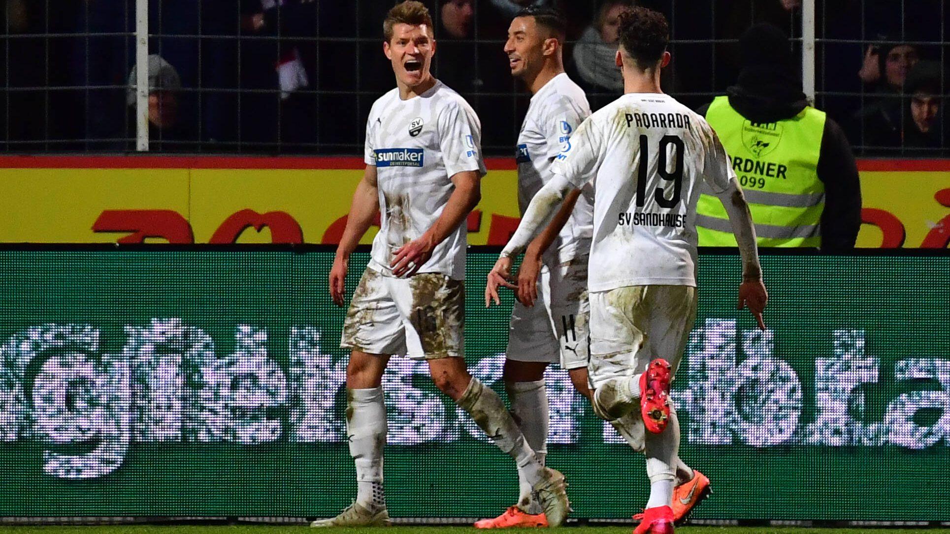 Zwischenbilanz: Der Saisonverlauf des SV Sandhausen