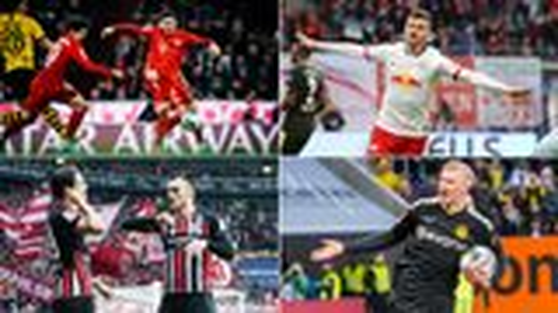 Die Top-10 Spiele der Saison im Video