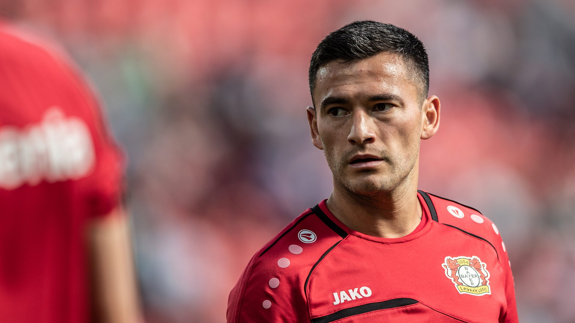 Bundesliga Charles Aranguiz 5 Things On The Bayer Leverkusen And Chile Midfielder