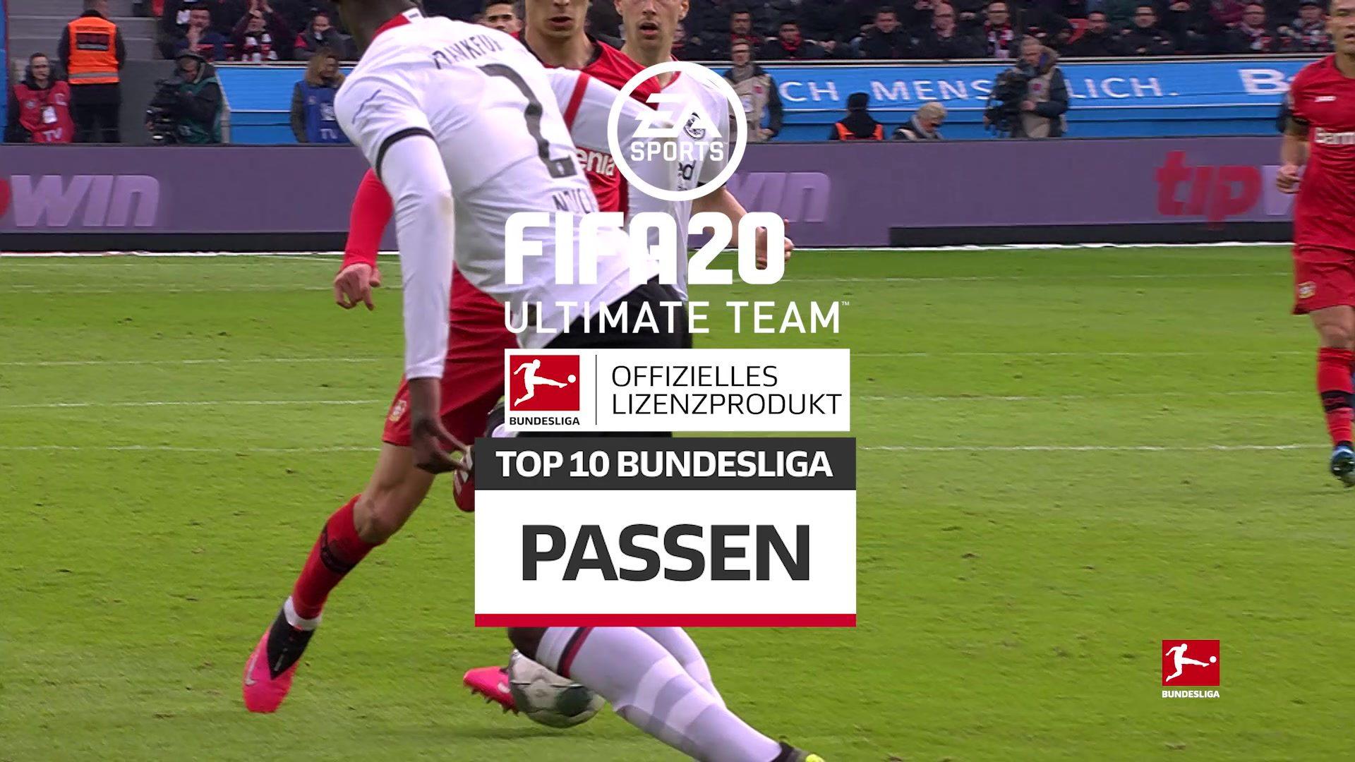 FIFA 20 Ultimate Team: Top-10 Pass-Experten