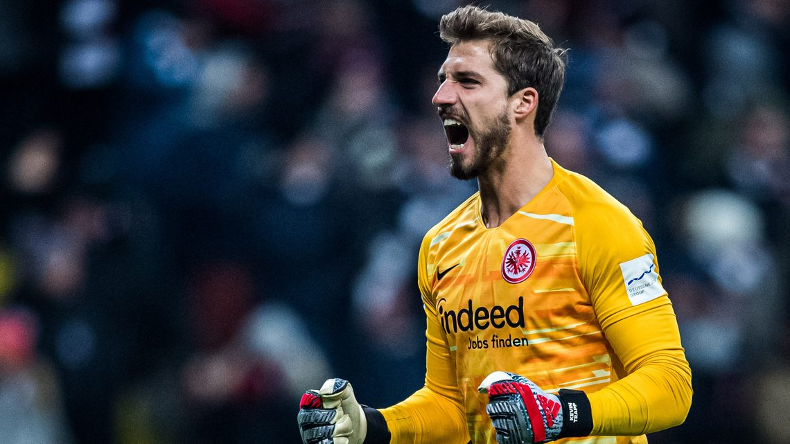 "Bundesliga | Eintracht Frankfurt's Kevin Trapp: ""My career started after I  emailed Kaiserslautern asking for a trial!"""