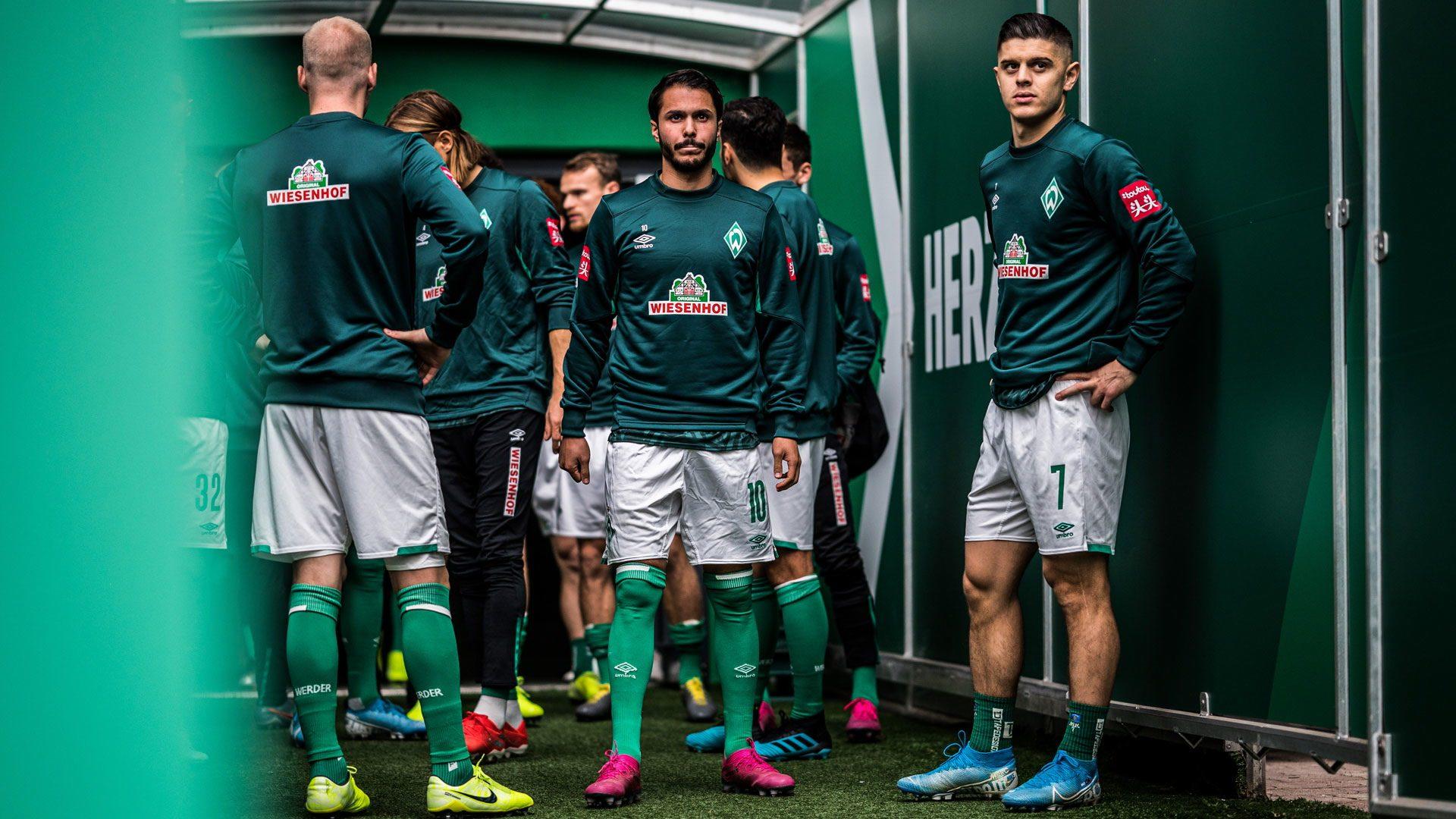 Werder Bremen glaubt fest an den Klassenerhalt