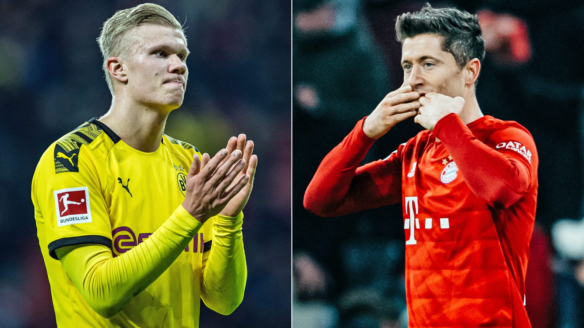 "Bundesliga   ""Erling Haaland can emulate Robert Lewandowski"" - Ottmar Hitzfeld"