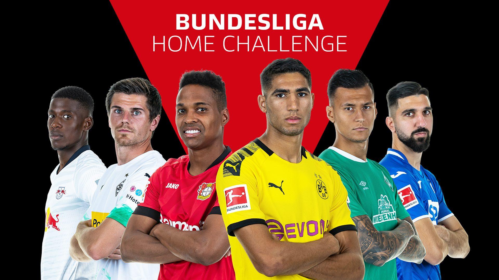Bundesliga Home Challenge on FIFA 20