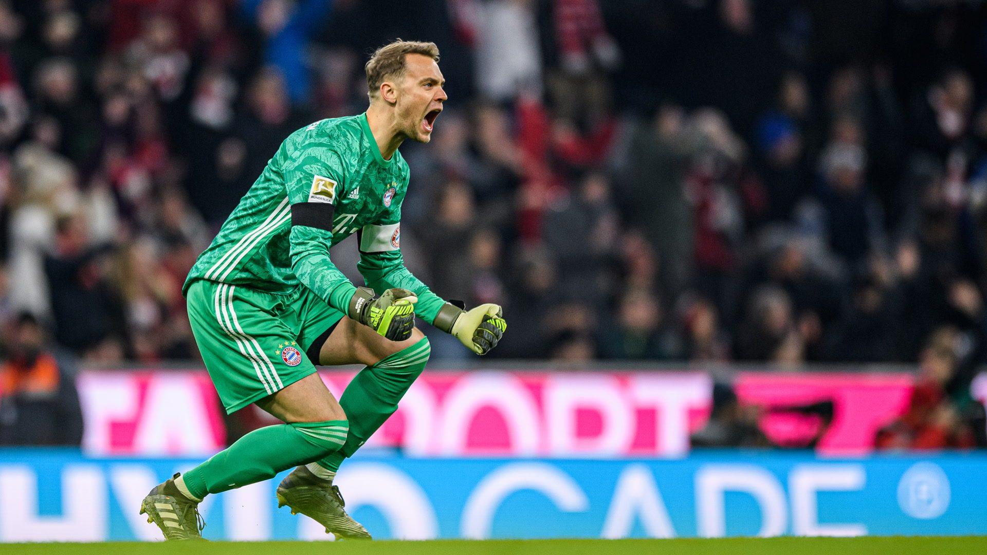 Bundesliga Manuel Neuer 10 Things On The Bayern Munich And Germany No 1